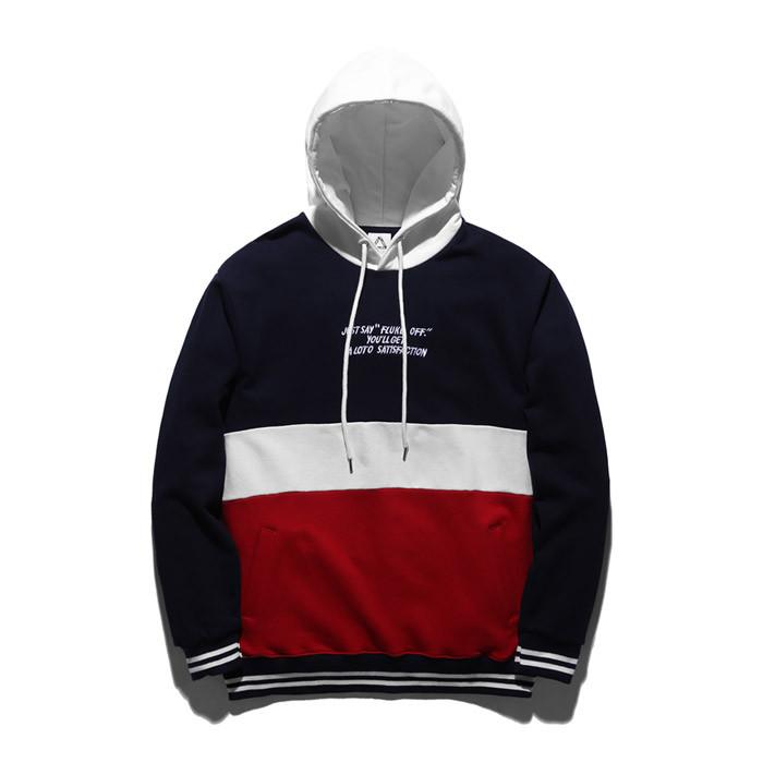 Fluke Triple Arrange Hooded T-Shirt FHT018C271