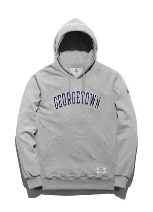 Fluke Georgetown Hooded T-Shirt FHT018C273