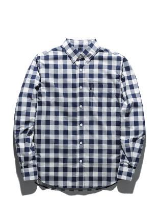 Fluke Checker Shirt FLS018C805