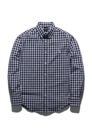 Forebee Tobi Checker Shirt TOB18LS003