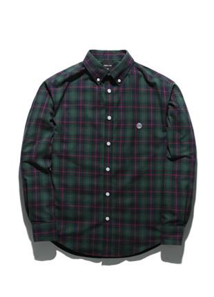 Forebee Tobi Checker Shirt TOB18LS005