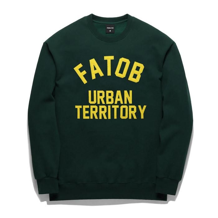 Forbee Tobi Original logo sweatshirts TOB17MT342