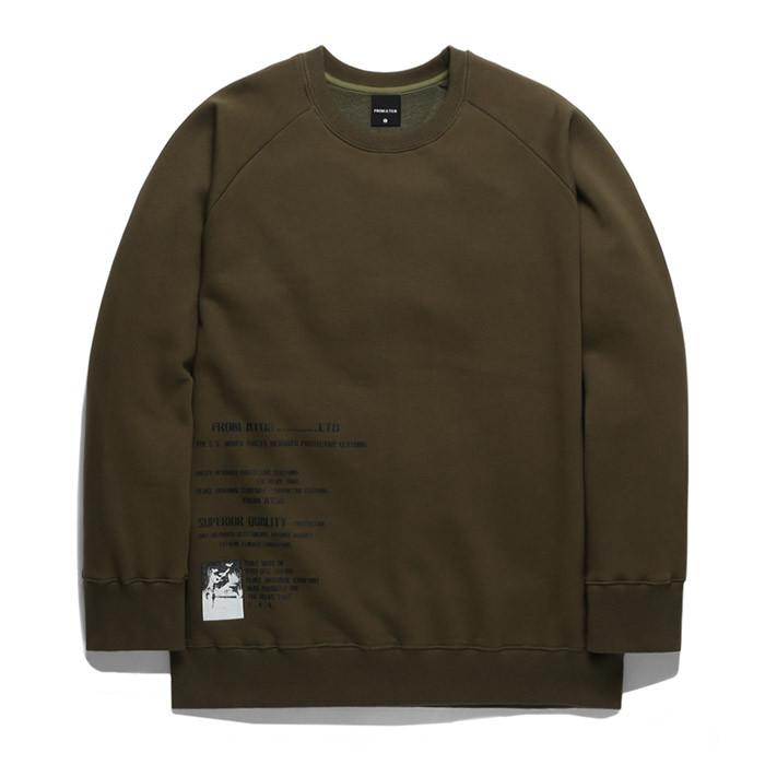 Forbee Tobby Side View sweatshirts TOB17MT347