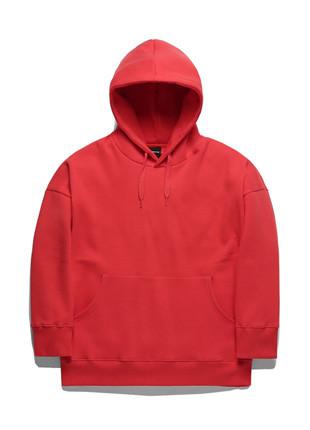 Promi-e Tibi OVER logo Hooded T-Shirt TOB17HT245