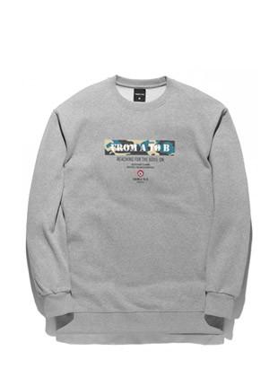 Forbee Tobikamo Box sweatshirts TOB18MT002