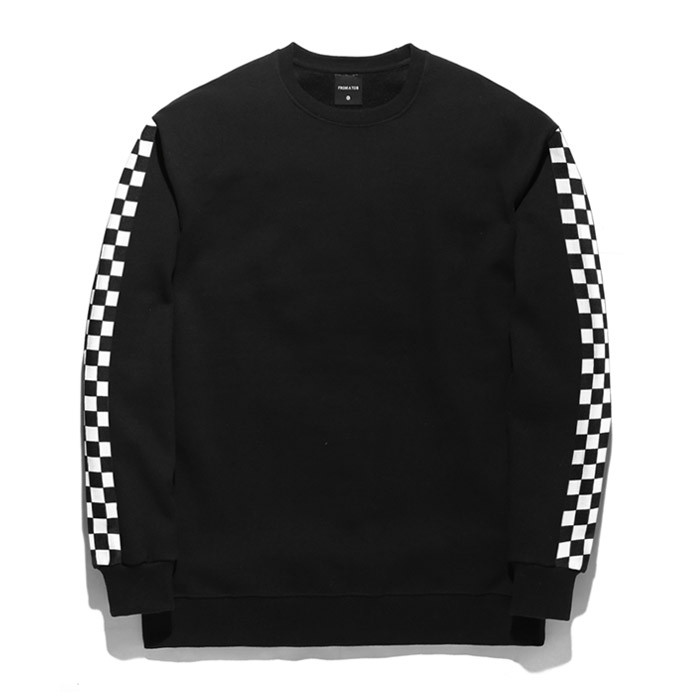 Forbee Tobey Checker Backside sweatshirts TOB18MT004