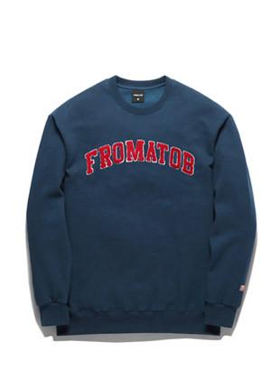 Forbee Tobi Arch Logo sweatshirts TOB18MT005
