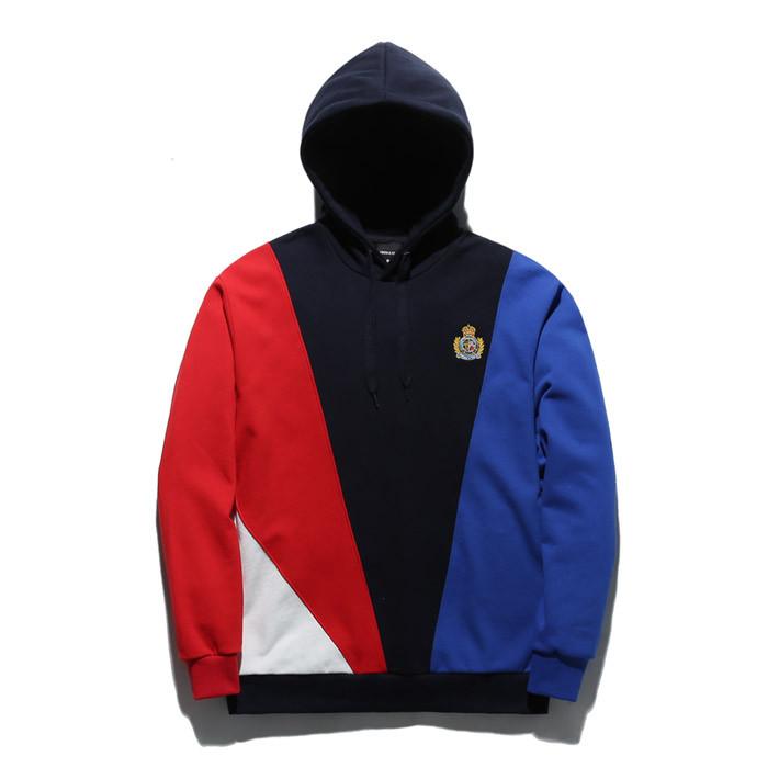 Forbee Tobi Crown Arrange Hooded T-Shirt TOB18HT004