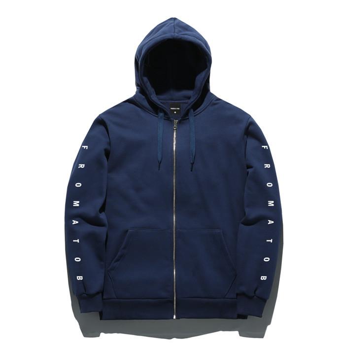 MYne Hoodies zip up TOB17ZT141