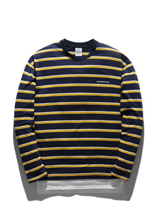 Fluke International layered Long Sleeve T-shirt FLT018C302