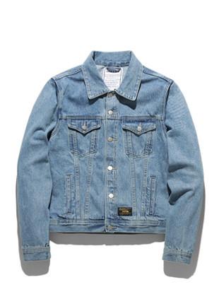 Formae Tobi Damage Washing Denim Jacket TOB18ZDJ502