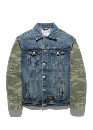 Forme Tobikamo Damage Denim Jacket TOB18ZDJ504