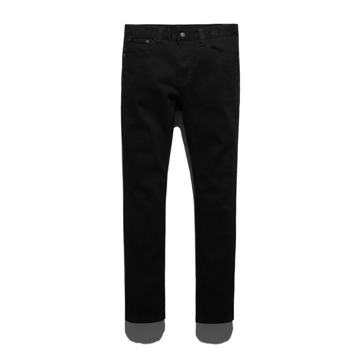 Fluke Smokey Black Jeans FDP018C101
