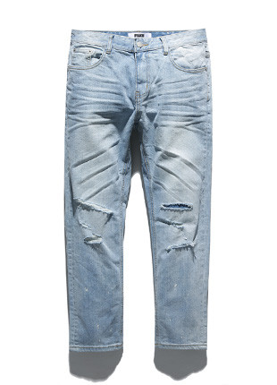 Fluke Bleach Cutting Paint Denim Jean FDP018C110