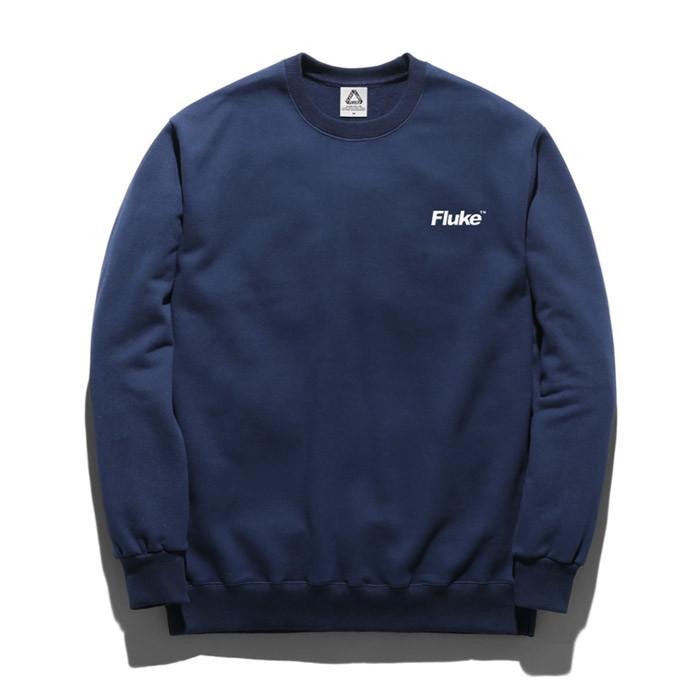 Fluke small original logo sweatshirts FMT017C304