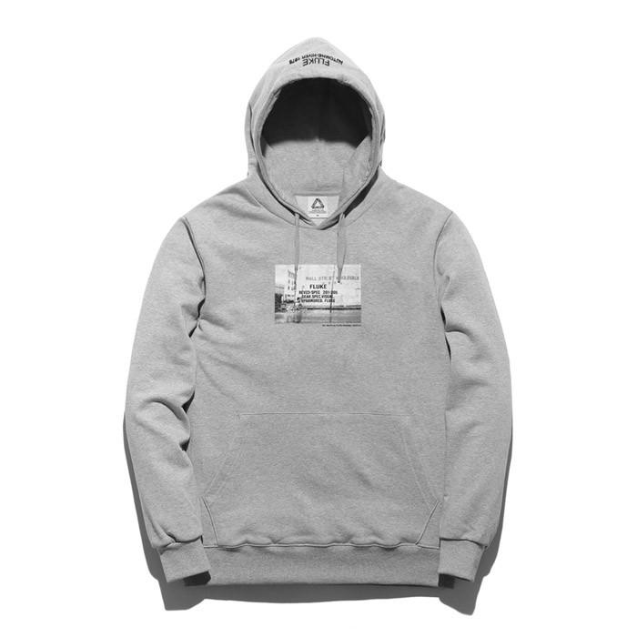 Fluke Respect Hooded T-Shirt FHT017C237