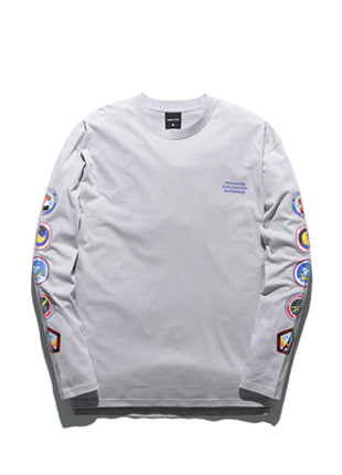 Forever Tobiestation Long Sleeve T-shirt TOB18LT001