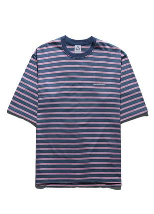 Fluke International Overfit Part 5 Short Sleeves T-shirt FOT018C552